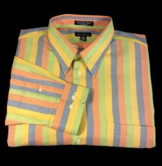 New- Paul Fredrick Fashion Shirt- Size XLT