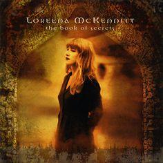 Loreena McKenitt · The Book Of Secrets 1997 - world music (The Celtic fairy) Sound Of Music, Kinds Of Music, The Secret Book, The Book, Loreena Mckennitt, Celtic Music, Pagan Music, Believe, Partition