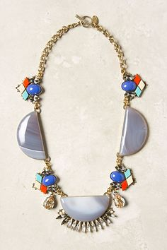 Viracocha Necklace #anthropologie