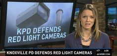 Knoxville Police Defend Red-Light Cameras with Visual Evidence