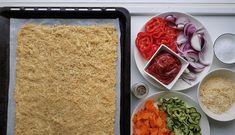 Gluteeniton kvinoa-kasvispiirakka   Himoleipuri 200 Calories, Cabbage, Tacos, Rice, Mexican, Vegetables, Ethnic Recipes, Food, Essen