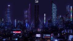 Cyberpunk-City   Tumblr