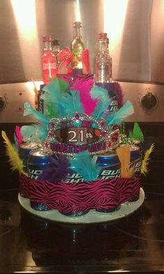 Someone please make me a cake like this when I'm 21!