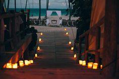 jellyfish wedding luminary candle bags