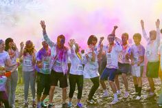 The Color Run coming to a city near you!