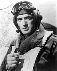 Gregory Peck. My fave of that generation's leading men.