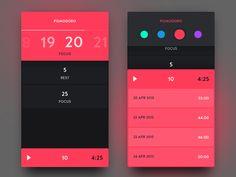 Tempus App 2 by Javi Pérez