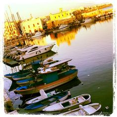 Gallipoli porto..