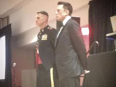 Tesla CEO Elon Musk made an undisclosed appearance before a group of elite US Marines and their spouses. Musk delivered a motivational speech and discussed lessons he's learned as an entrepreneur. Tesla CEO Elon Musk made a welcomed appeara Elon Musk Tesla, Tesla Ceo, Elon Reeve Musk, Foto Doctor, Elon Musk Quotes, Marine Raiders, Motivational Speeches, Us Marines, Pro Life