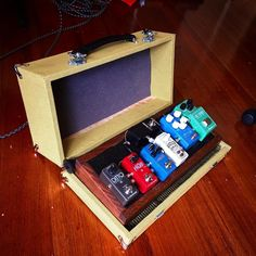 Today I built a tweed case for the new mini board. She is now gig ready…
