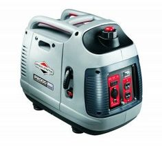 The Briggs & Stratton - 1600 Watt PowerSmart Series™ Inverter Generator 30473 has been discontinued. Check out Expert's recommended alternatives for another top portable generators gas inverter generator. Best Portable Generator, Camping Generator, Portable Inverter Generator, Honda Generator, Gas Generator, Petrol Generator, Death Valley Camping, Generators For Sale, Emergency Preparedness