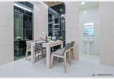 惠來上景_現代風設計個案—100裝潢網 Decor, Room Divider, Furniture, Home Decor, Room