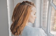 Become a braided beauty with your next look and get a unicorn braid, as styled by ghd. Unicorn Braid, Medium Hair Styles, Long Hair Styles, Ghd Hair, Braids, Dreadlocks, Hairstyle, Beauty, Braid Headband