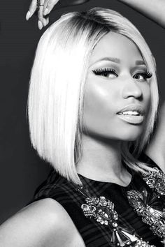 I've loved her since I heard her first mix tape.
