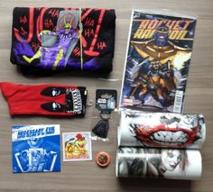Loot Crate Subscription Box Review and Coupon – July 2014