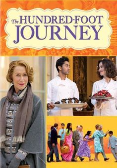 The Hundred-Foot Journey, Movie on DVD, Drama Movies, recently released movies, recently released movies on DVD. My new absolutely FAVORITE movie!