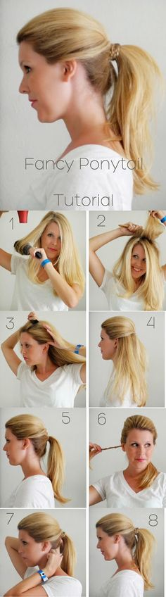 44 ideas for hairstyles fancy updo pony tails 44 Long Face Hairstyles, Fancy Hairstyles, Ponytail Hairstyles, Updo, Hairdos, Medium Hair Styles, Curly Hair Styles, Natural Hair Styles, Fancy Ponytail
