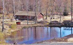 @ Kopparverket, Skinnskatteberg, Sweden Exploring streamzoofamily Nature landscape