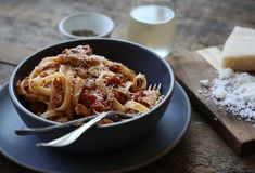 Marcella Hazan's Bolognese is one of her most beloved recipes.