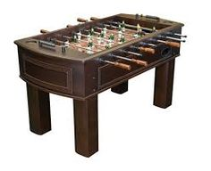 Do you want the luxury of playing table soccer and having a coffee table? Look no further! We have reviewed the best foosball coffee table. http://www.littlegreenfoosballs.com/foosball-coffee-table/