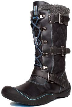 Mountaineer Black Vegan Boot