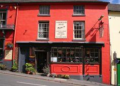 Coffee Shop, Bishops Castle — Fotopedia