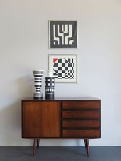 Piccolo sideboard palissandro