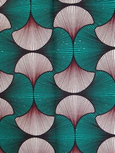 African wax Print Fabric per yard, for African Print dress, African Clothing, Ankara fabric, geometric print african pattern white green - African African Textiles, African Fabric, African Art, African Patterns, African Style, African Design, African Women, Motifs Textiles, Textile Patterns