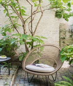Contemporary garden furniture by Vincent Sheppard