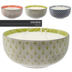 These 3 wick candles make great gifts and you have a cute bowl to keep #mossinteriors #destinationwarrnambool #candles #style #homewares #shop3280 @mossinteriors @_flowergallery by mossinteriors