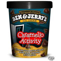 Fake Ben Jerry's Ice Cream Flavors Ice Cream Flavors List, Oreo Flavors, Ice Scream, Yummy Ice Cream, Cereal Recipes, Baking Recipes, Pub, Dessert Drinks, Desserts