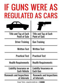 regulate gun control