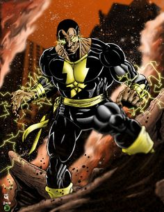 #BlackAdam | Tema: Black Adam VS Shazam