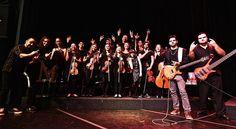Maestrick e a Orquestra Belas Artes