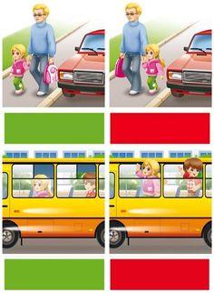 Asa da asa nu Daily Schedule Preschool, Diy Educational Toys, School Timetable, Safety Rules, Transportation Theme, Thinking Skills, Kids Education, Early Childhood, Elementary Schools