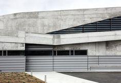 Konkrit Blu Arquitectura | Qumran Winery on http://www.arthitectural.com