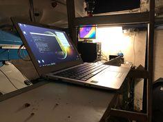 Tech – First Hardware/Software Test Hardware Software, Telescope, Tech, Technology