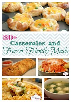 Easy Recipes: Make Ahead Meals and Freezer Meals - It's a Keeper