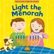 """Light the Menorah"" kids book"
