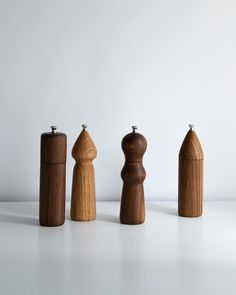 De Jong & Co Salt and Pepper Mills