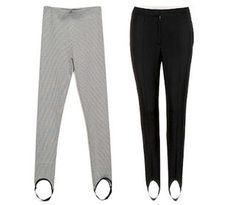 Save or Spend? The Ski-Pant