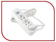 Сетевой фильтр Lux Y3-E-USB-03 3 Sockets 3m 16A