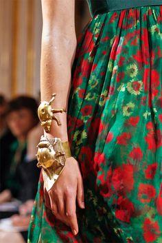 Sfilata Giambattista Valli Paris - Alta Moda Autunno-Inverno 2012-13 - Vogue