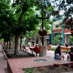 Heading to Boulder, Colorado? Let Sean Gallagher be your guide. This is Spilling the Beans, where a city's most in-the-know barista gives us the lowdown on where to go, what to do, and what to eat (and drink) in their hometown.
