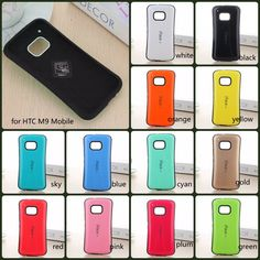 Rubber Cover for HTC Mobile suitable for M9 strong break-proof with 12 colors choice for your Mobile