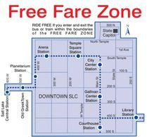 Parking Salt Lake City - Downtown Transportation