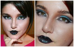 All black - with Inglot