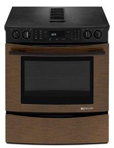 Orvilles Home Appliances Jenn-Air Oil Bronze Range