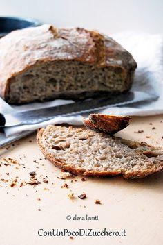Settimana scorsa ho rivisto da Emanuela la ricetta del pane senza impasto. Erano già un po' di mesi che l'avevo addocchiata un po' qui e un po' lì, ma me l'ero sempre …
