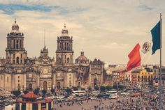 Where to stay, and what to eat and do, in the Western Hemisphere's largest city, Mexico City.